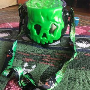 Disney Cauldron Light Up Popcorn Bucket